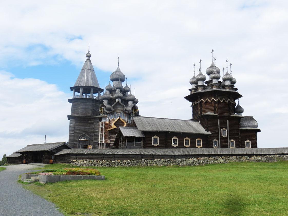 Кижи монастырь