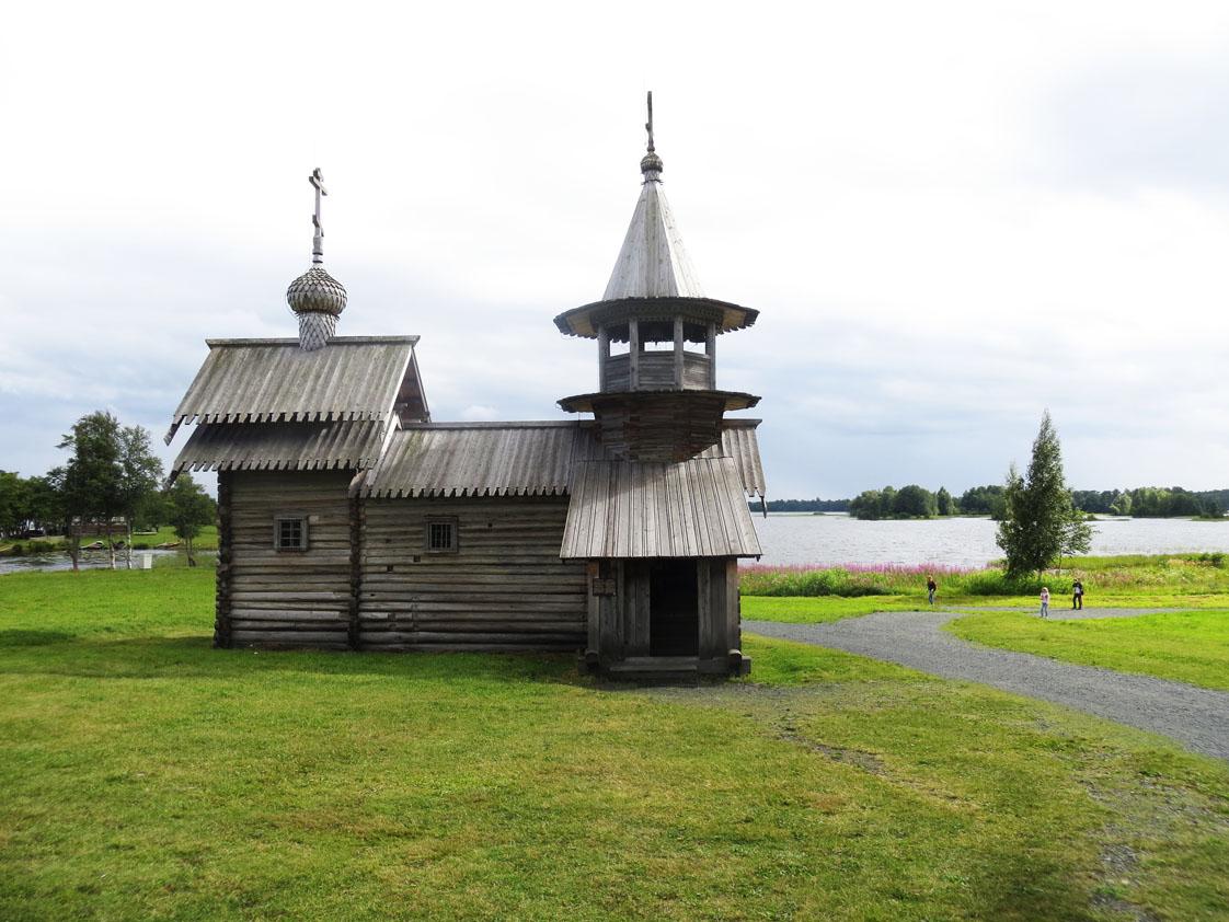 кижи церквушка