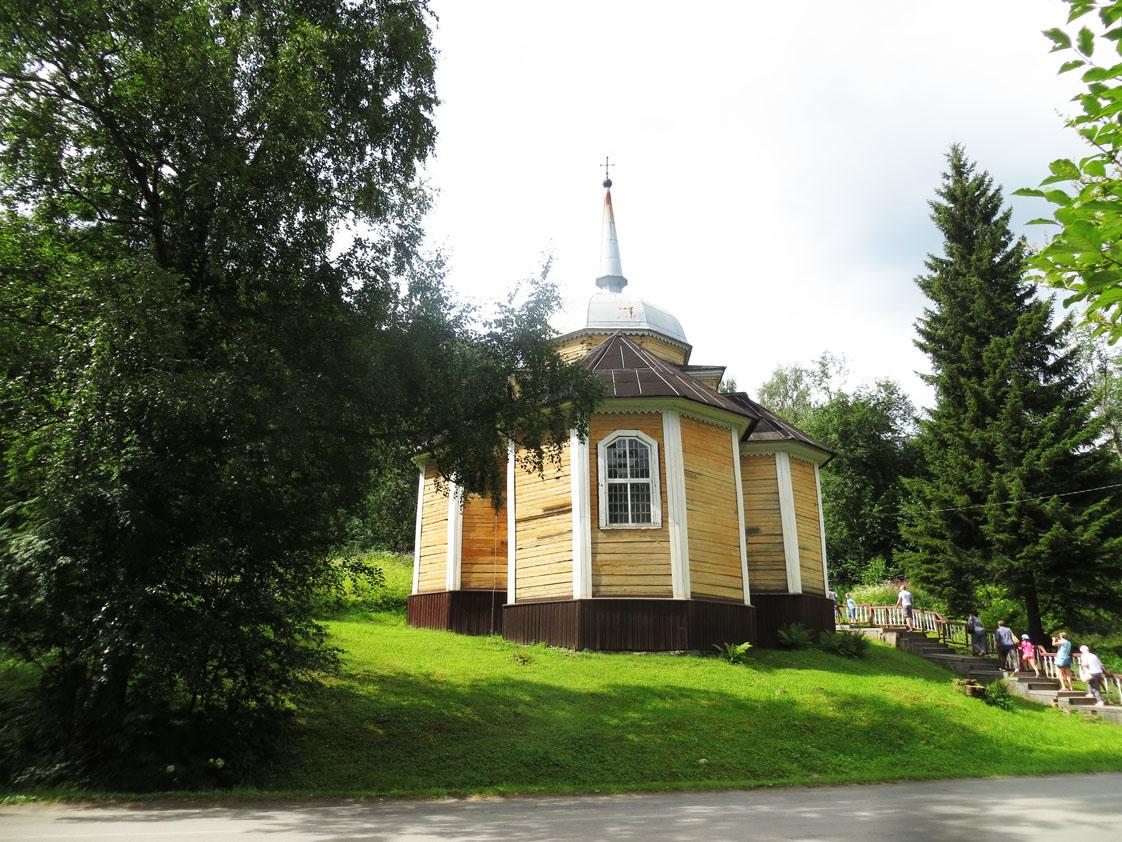 марциальные церковь
